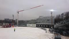 Hammarbybacken World Cup grandstand