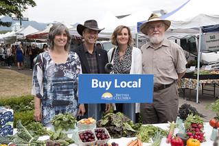 BC Association of Farmers' Markets launches #MeetMyMarket