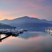 Dawn at Sun Moon Lake 日月潭 by Vincent_Ting