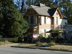 Houses in Arkansas
