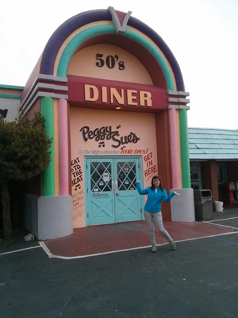 Peggy Sue's Dinner