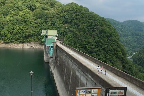五十里ダム(栃木)