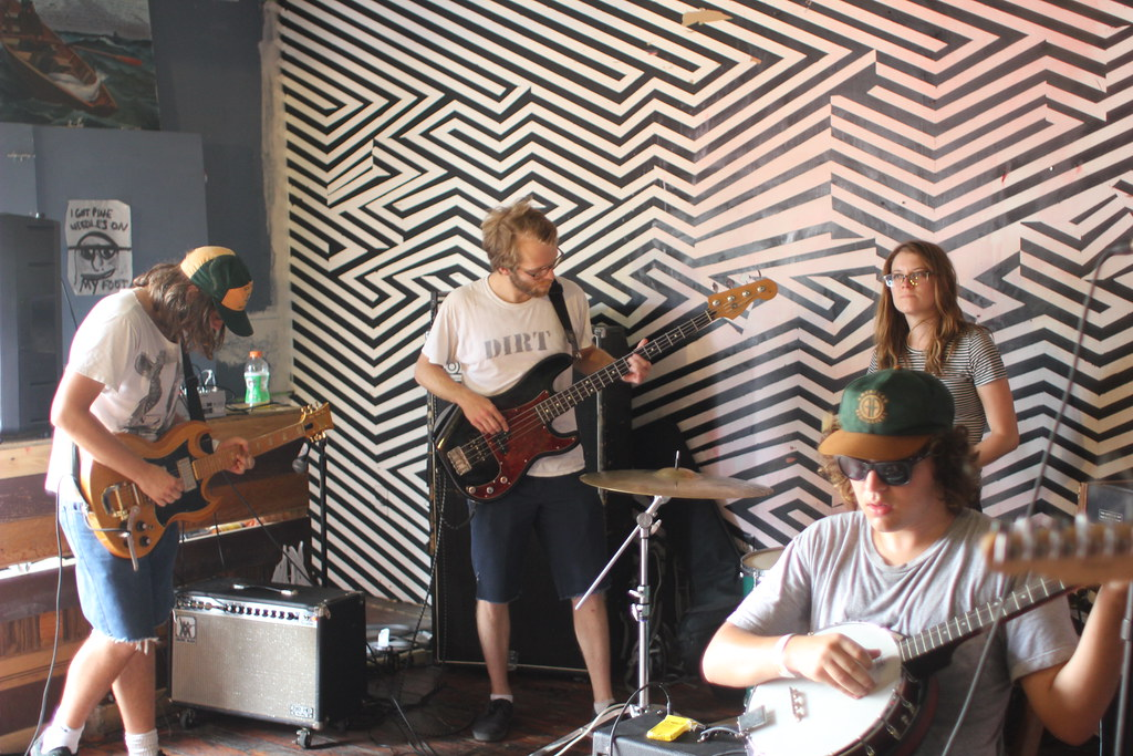 Dead Flowers Preservation Club Band at Sweatfest 2015 | July 18, 2015