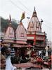 Temple in Har Ki pauri
