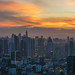 Bangkok Sunset by killerturnip