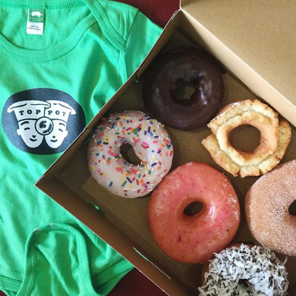 top pot donut