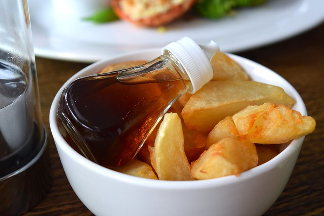 Chips & Vinegar at The Boatyard, Isle of Man