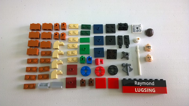 Review : #010 LEGO IDEAS - 21302 The Big Bang Theory 19445843900_86dd144c5d_c