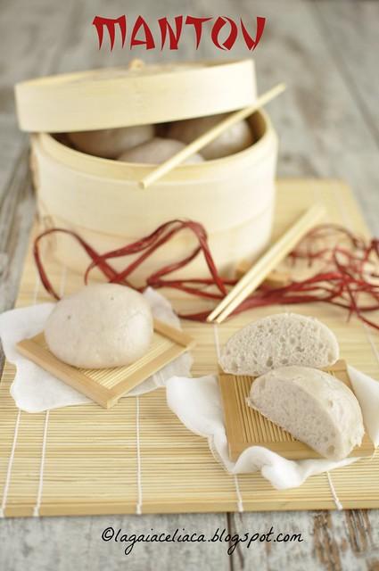 Gluten free Mantou