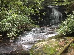 Upper-Upper-Upper Chattahoochee Falls