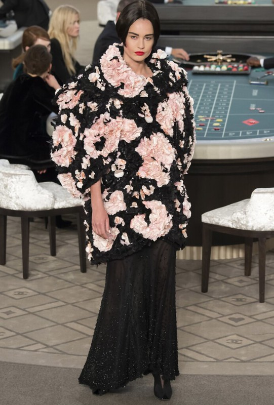 Statment Dress-chanel-couture-2015