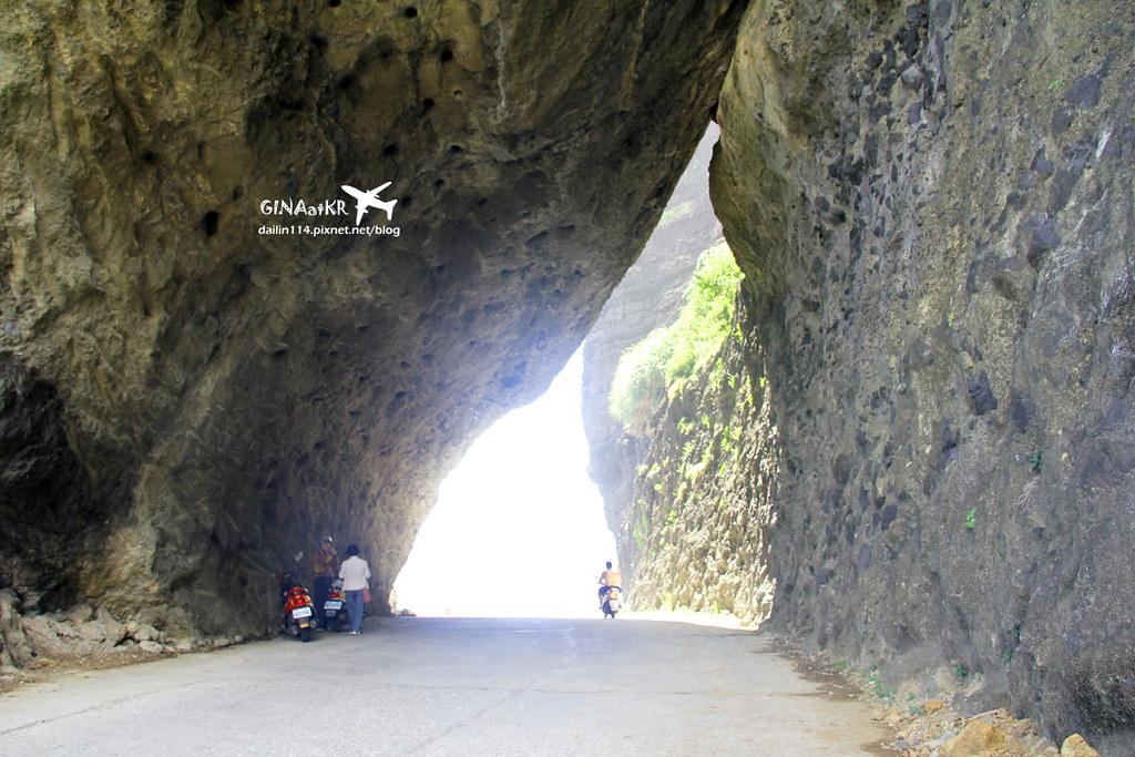【蘭嶼遊記景點】 台灣離島|從椰油到朗島部落、五孔洞(環島攤開岩、玉女岩(火把岩)、雙獅岩、軍艦岩)朗島部落灘頭 @GINA環球旅行生活|不會韓文也可以去韓國 🇹🇼