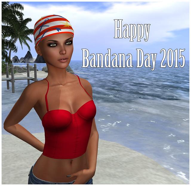 Happy Bandana Day 2015