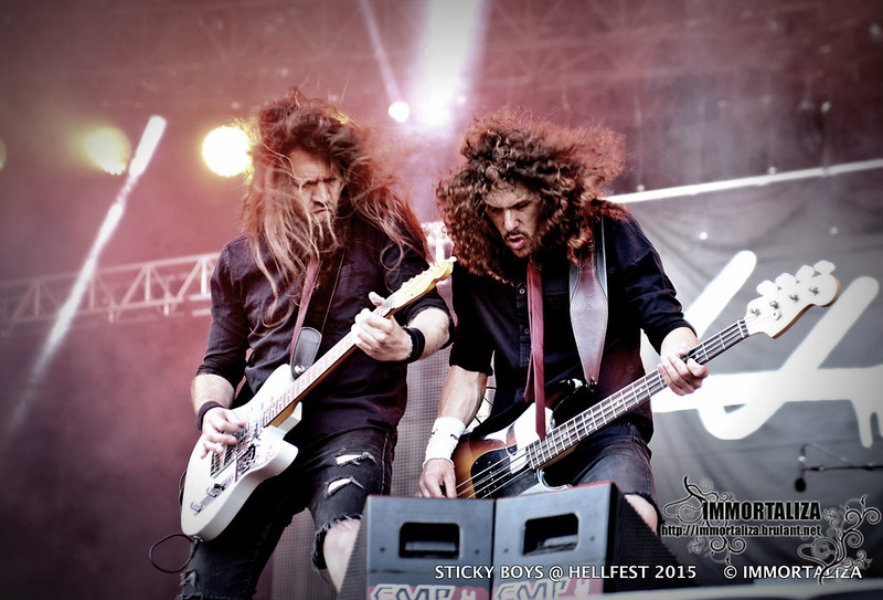 STICKY BOYS @ HELLFEST OPEN AIR 2015 friday 19 juin Clisson France 19940926932_92bf09490b_c