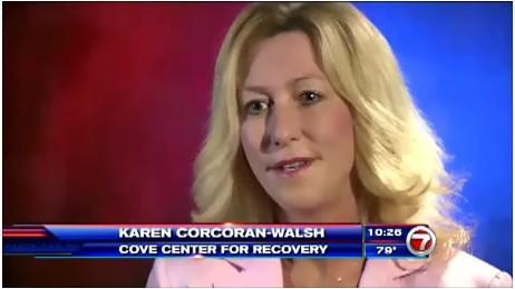 Karen Corcoran-Walsh on Fox's WSVN TV about Flakka thumbnail