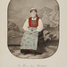 Small photo of A married woman from Roldal. Bergens Stift.