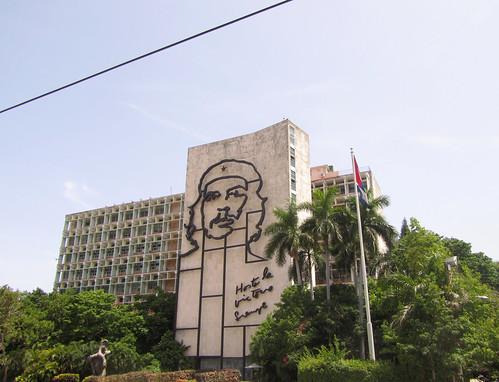 Plaza de la Revolucion - Che