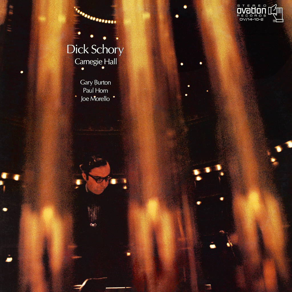 Dick Schory - Carnegie Hall