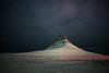 Kirkjufell by Night by Taha Dar