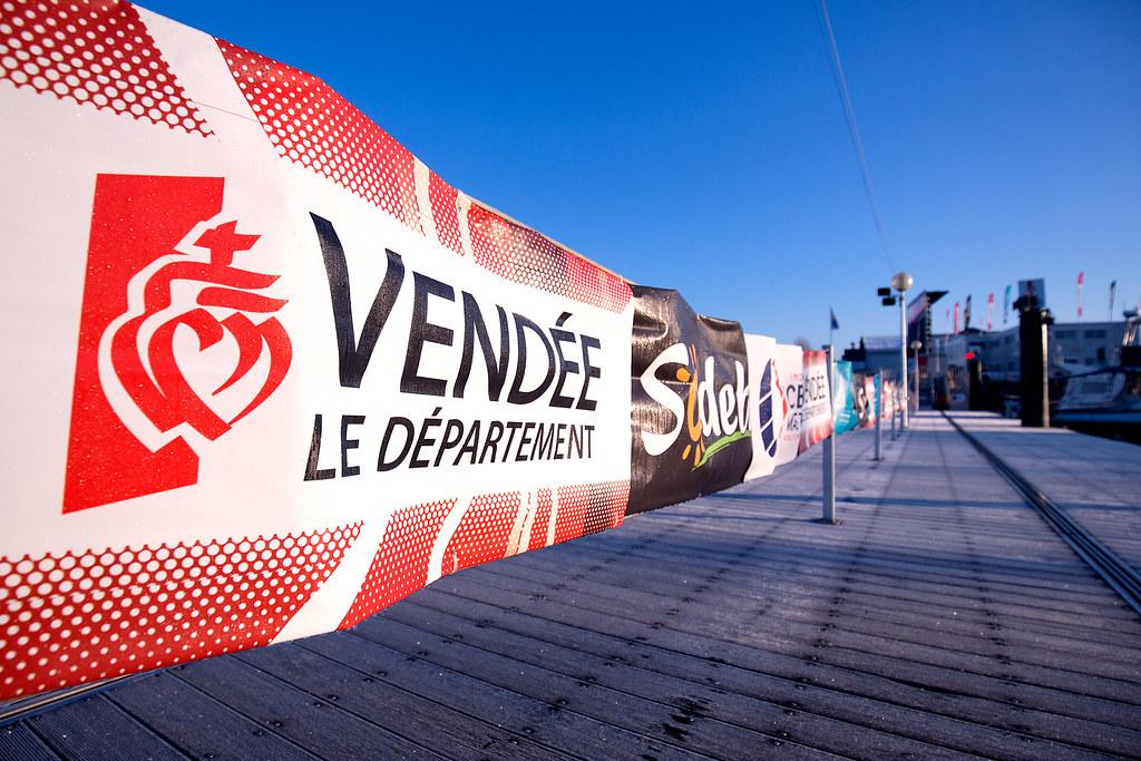Village Vendée Globe 17/01/17