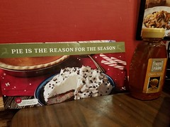 PIE IS THE REASON FOR THE SEASON