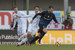 Chievo vs Atalanta 8.1.2017