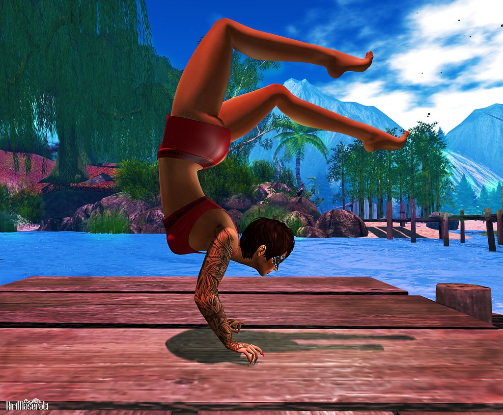 FIND YOUR BALANCE - SecondLifeHub.com
