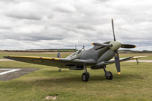 Supermarine Spitfire IXB