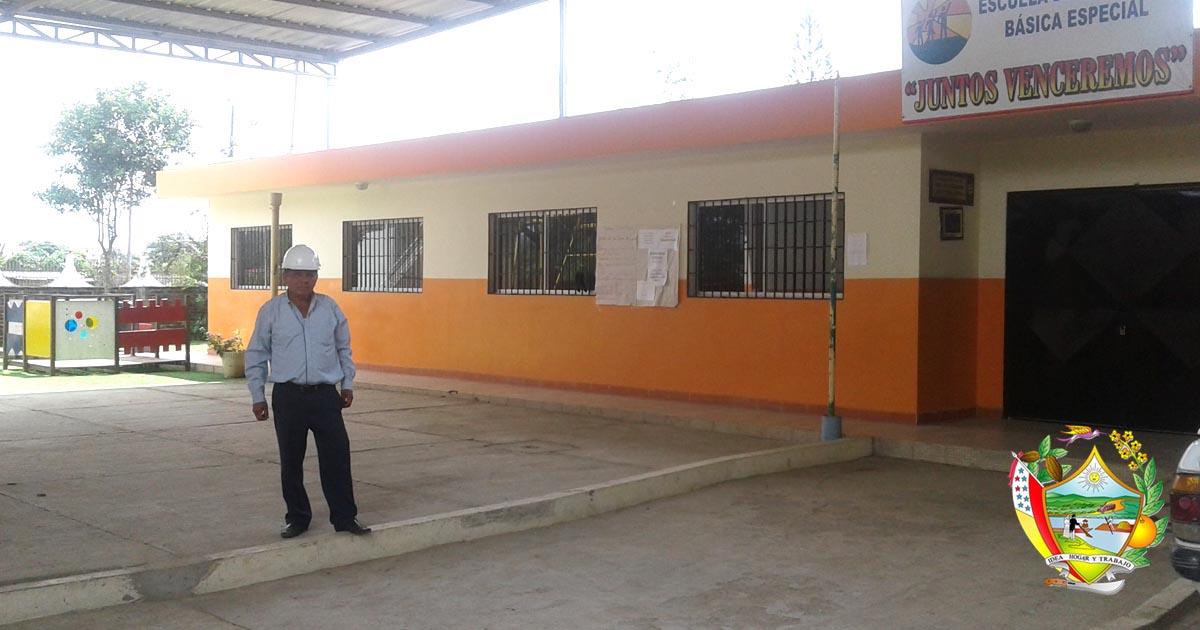 Alcaldía gestionó aulas para niños especiales