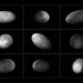 The chaotic spin of Pluto's moon Nix by Hubble Space Telescope / ESA