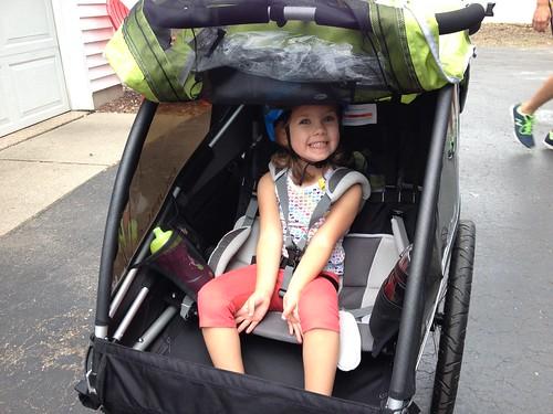 Our Newest Method of Transportation With Kids! - Andrea Dekker