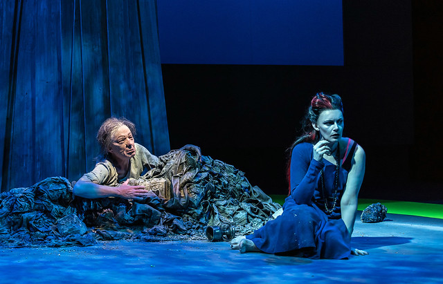 Elizabeth Atherton and Mark Padmore in The Cure at Aldeburgh Festival© Aldeburgh Music. Photograph by Clive Barda