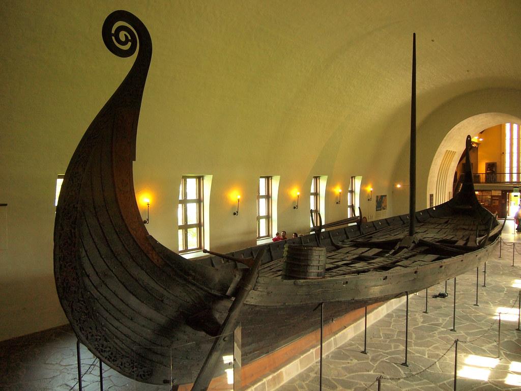 Viking Ship Museum in Oslo