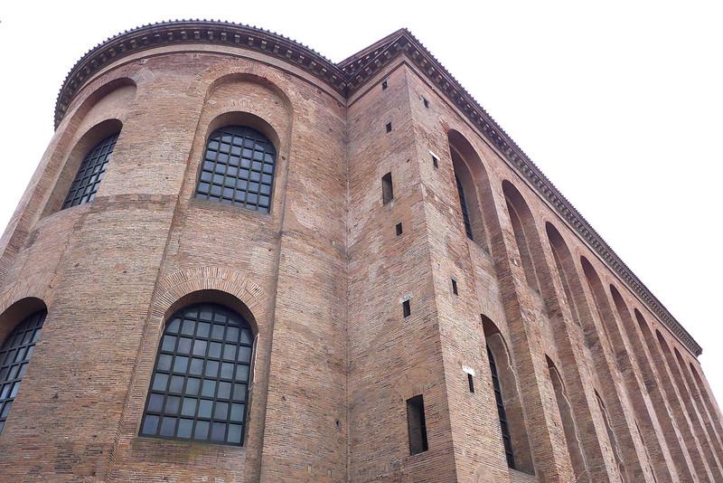 A la découverte de Trier (Allemagne) - 075 - Konstantin Basilika