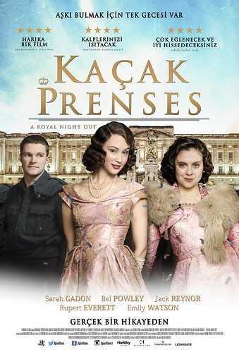 Kaçak Prenses - A Royal Night Out
