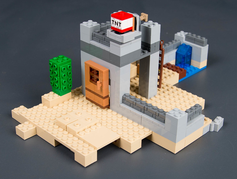 Review - 21121 LEGO Minecraft:Desert Outpost από EUROBRICKS 19113251793_a7e4cbdb89_c