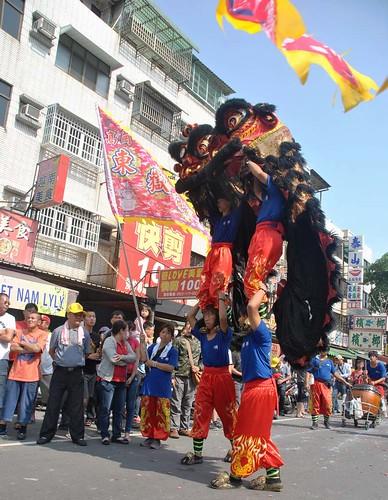 129 Procesion en honor a la diosa Matsu en Kaohsiung (55)