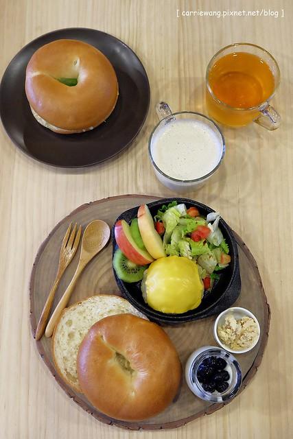 19505148610 3b37380fcd z - 【台中豐原】耶濃豆漿專門店。喝豆漿也可以很文青,兼具養生與美味的餐點,後院還有一個沙坑,也是親子友善餐廳