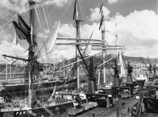 "Finnish vessel ""Pamir"""