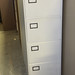 Tall 4 drawers filing cabinet