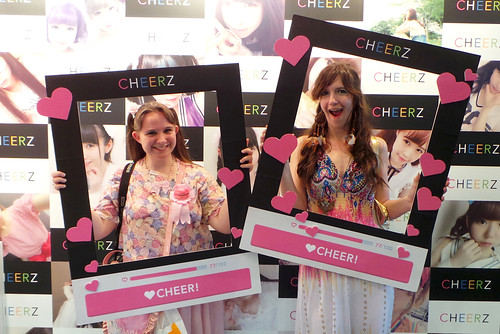 Cheerz at Japan Expo