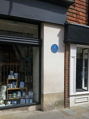 Photo of Assembly Rooms, Salisbury blue plaque