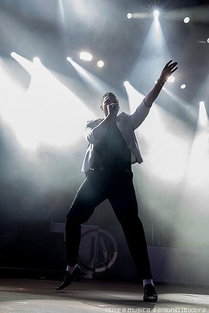 John Newman - MEO Marés Vivas '15