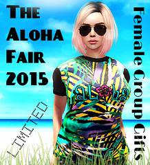 The Aloha Fair Female- Gifts Limited