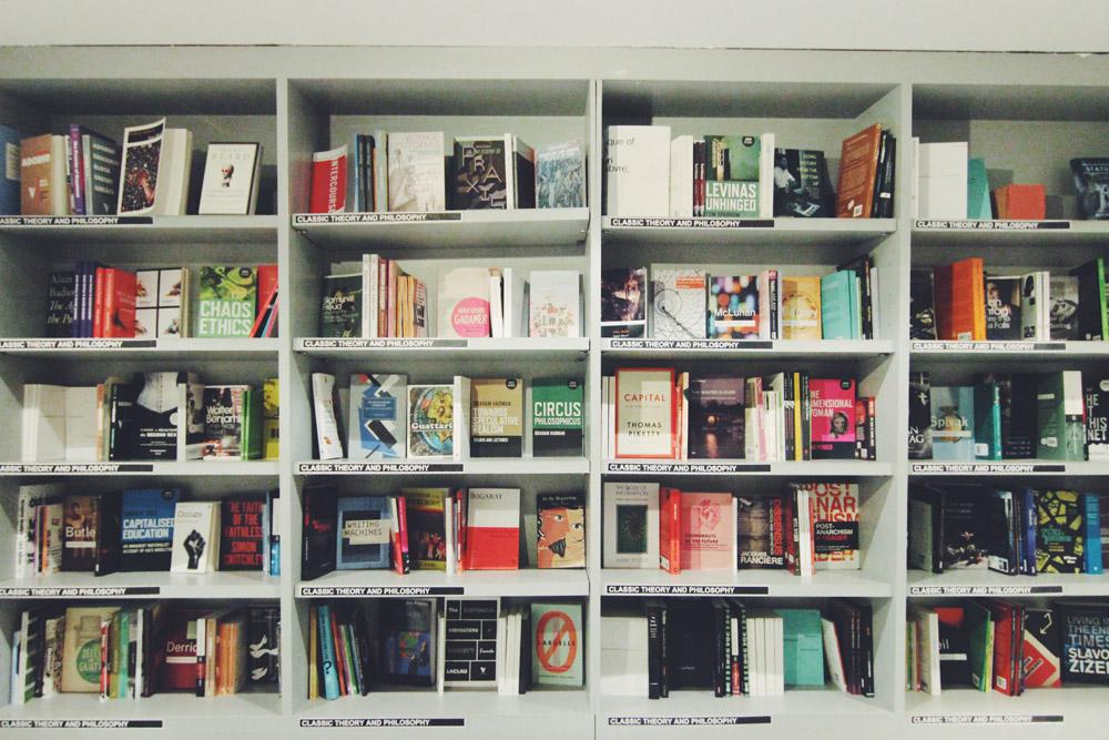 Placeholder: ICA Bookshop