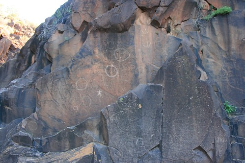 Ancient Carvings Sacred Canyon Flinders Ranges