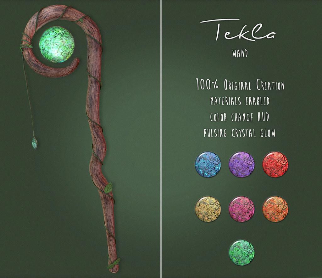 Tekla Wand @ StormWood Hills Fair - SecondLifeHub.com