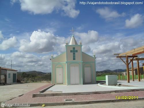 Carneiros - Igreja de Santo Antônio