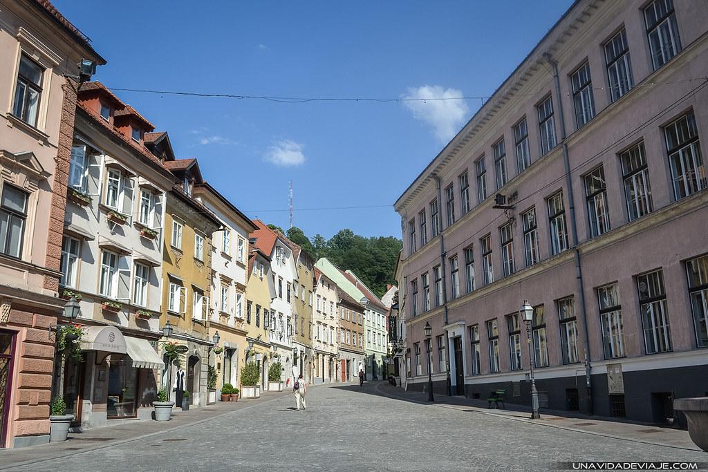 que ver en Ljubljana en un dia