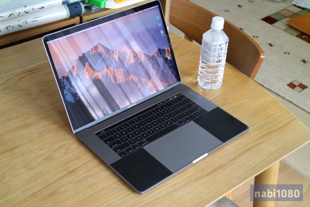 MacBook Pro 15インチ 201602